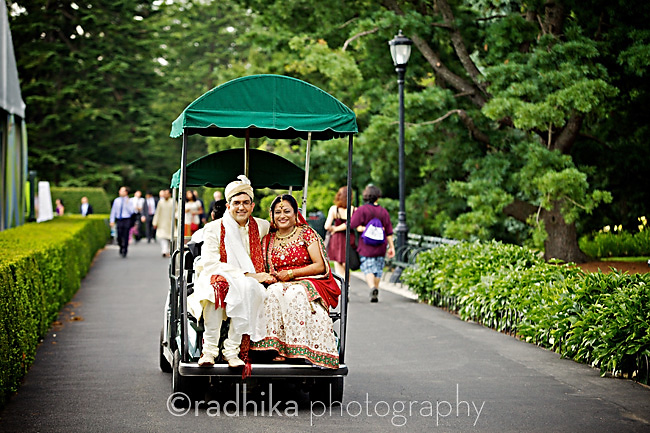 Reshma & Ravi, Bronx Botanical Garden « New York City