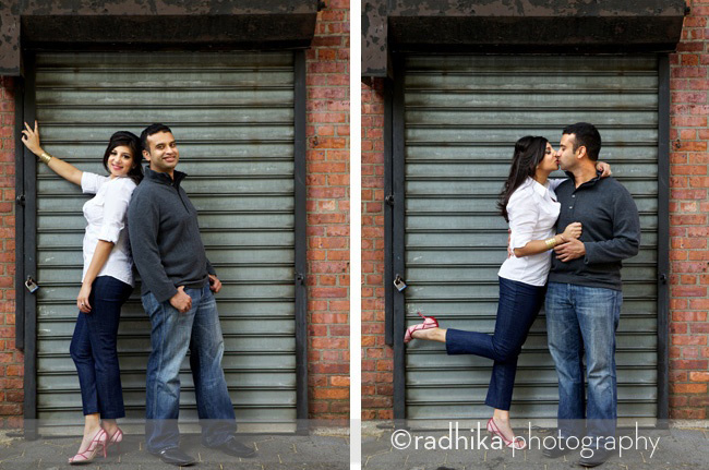 nyc engagment photography