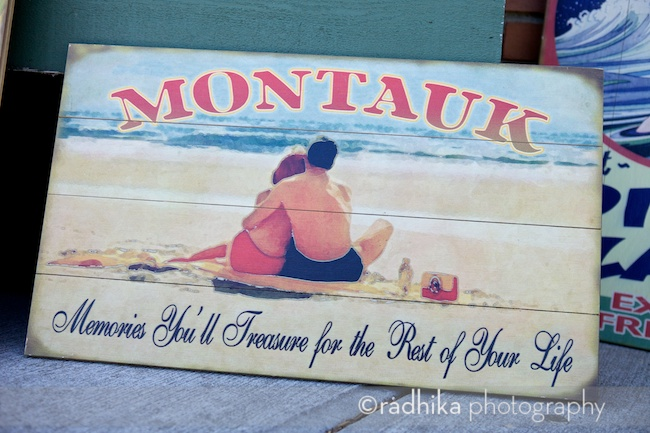 Montauk wedding photography