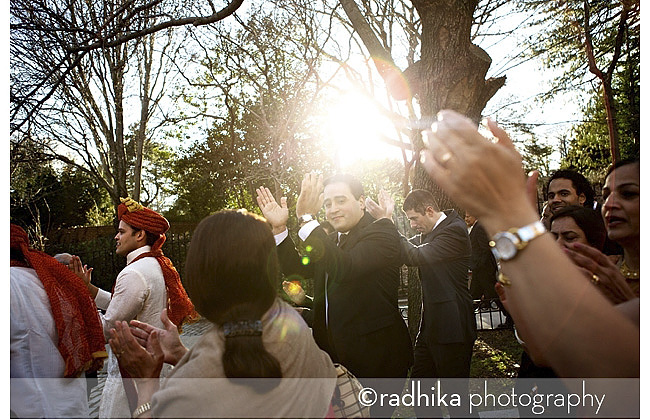 brooklyn botanic garden indian wedding