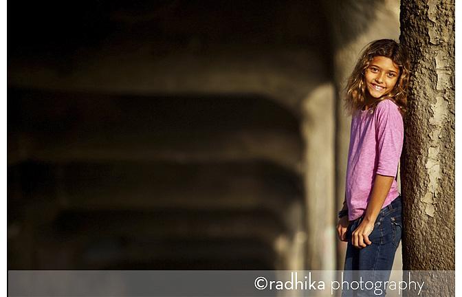 kids beach portraits