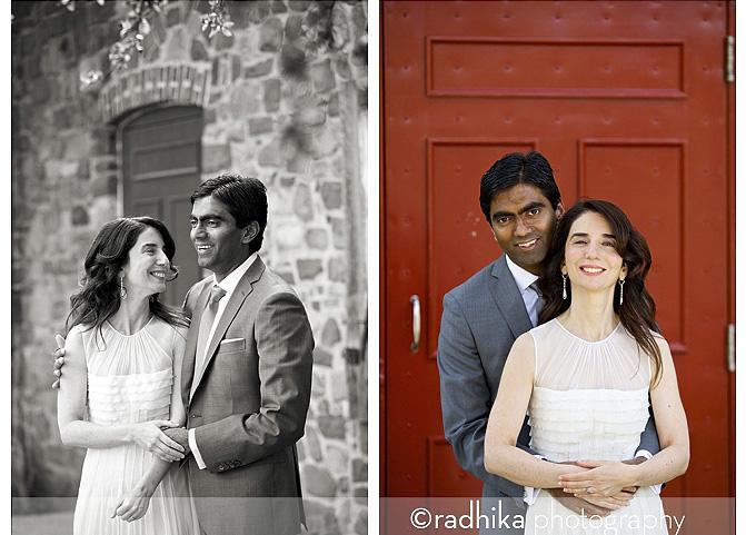 Brooklyn Wedding Portraits Old Stone House