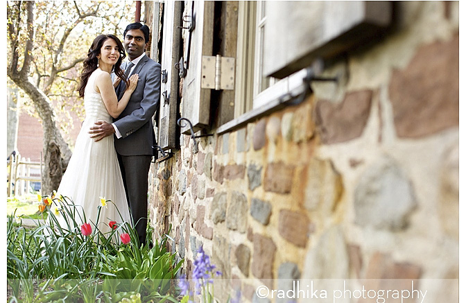 Brooklyn Wedding Portraits Old Stone House