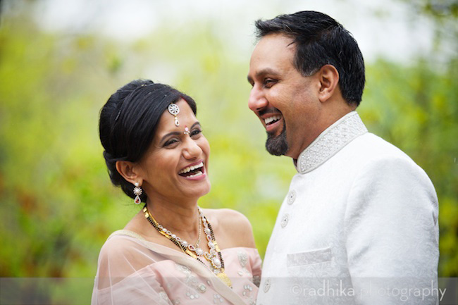 Indian wedding New Jersey portraits